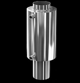 Теплообменник на трубу 250 Пластинчатые паяные теплообменники ONDA серии S12 Минеральные Воды
